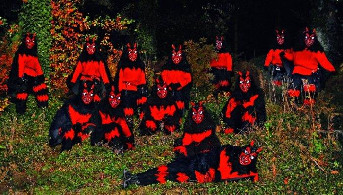 Gruppenbild Bühlertäler Beelzebube 2008